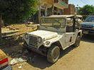 8321 - Oude jeep te Bawiti - Bahariya