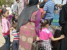 5403b - Uitladen bagage van vliegtuig - Cairo-Kharga