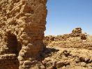 5992 - el-Zayyan tempel en fort - Kharga