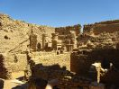 6077 - Ghaweita tempel en fort - Kharga