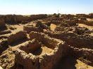 6176 - Ghaweita tempel en fort - Kharga