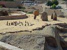 6134 - Steencirkel uit Napta Playa in tuin Nubisch Museum - Aswan